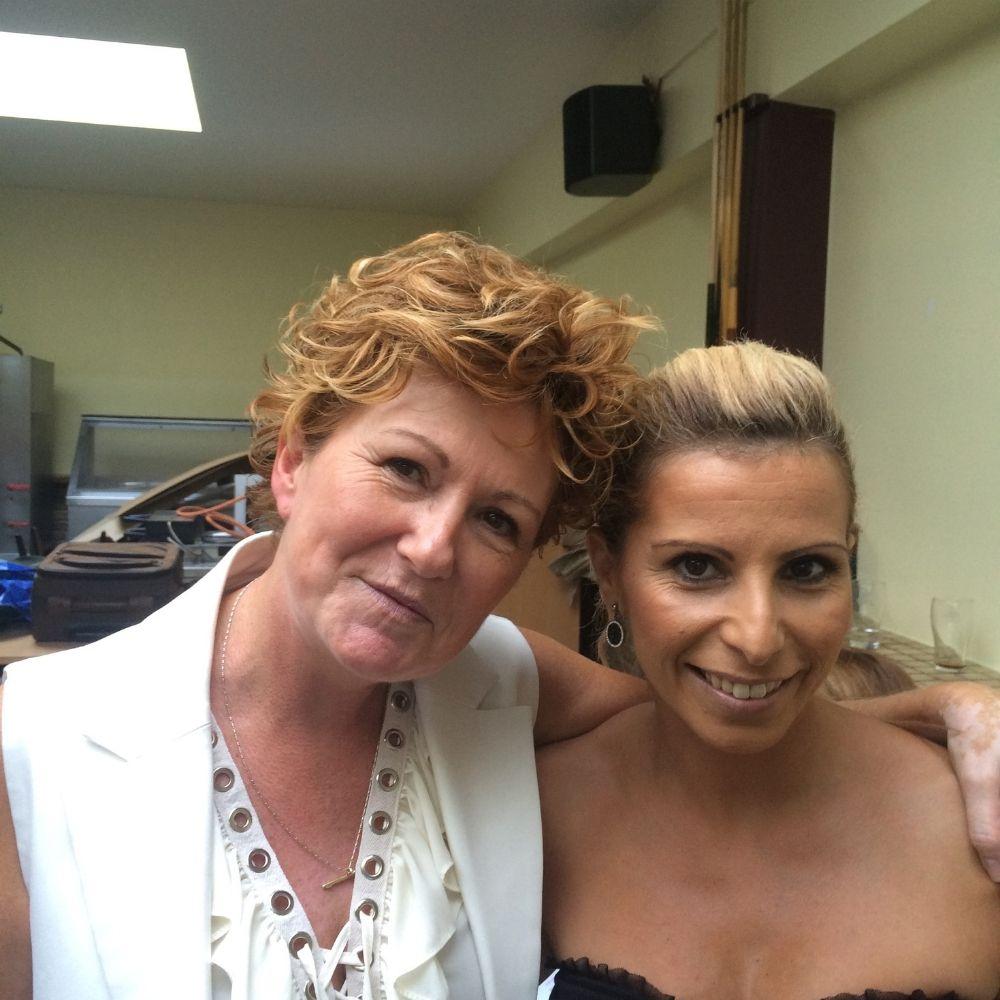 Met Dina Rodriques