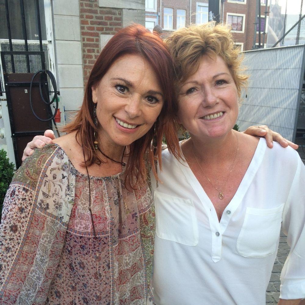 Wat een zangeres: Lisa Del Bo