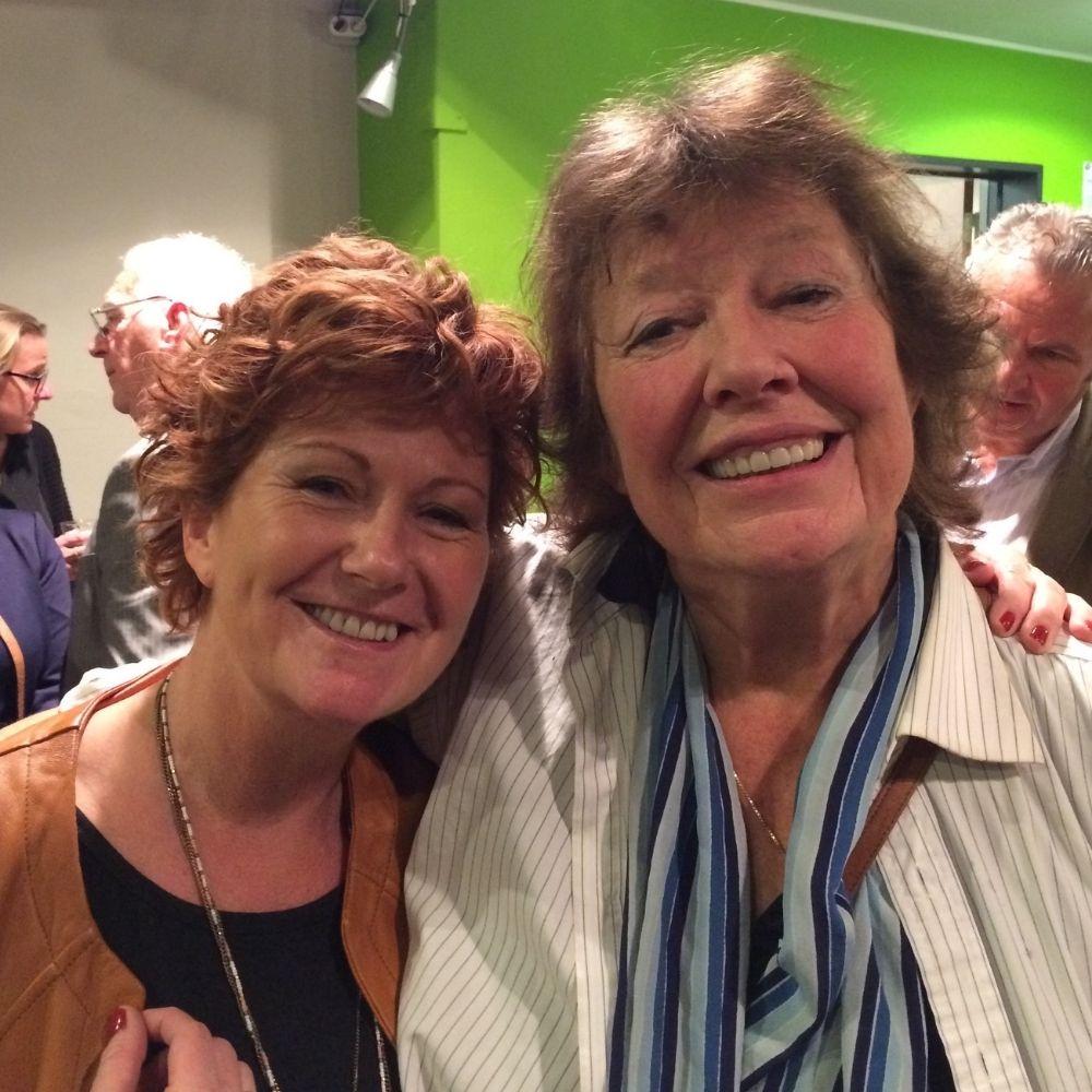 Met Mary Boudin auteur Dag Vreemde Man